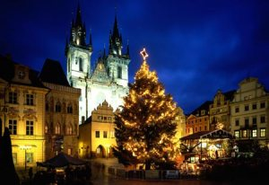 Christmas-Prague