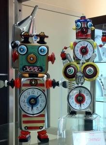 RobotClocks