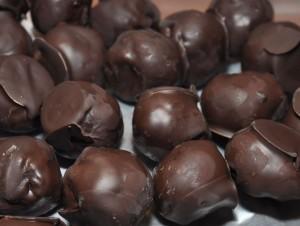 ChocRaspberryTruffles