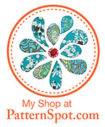 My shop at PatternSpot.com