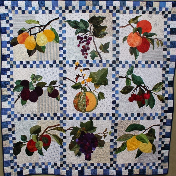 Made with the Simply Delicious patterns by Lynette Collis