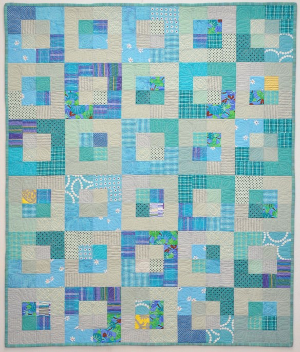 The Quilters Practical Guide To Color on Fill It Up By Angela Walters