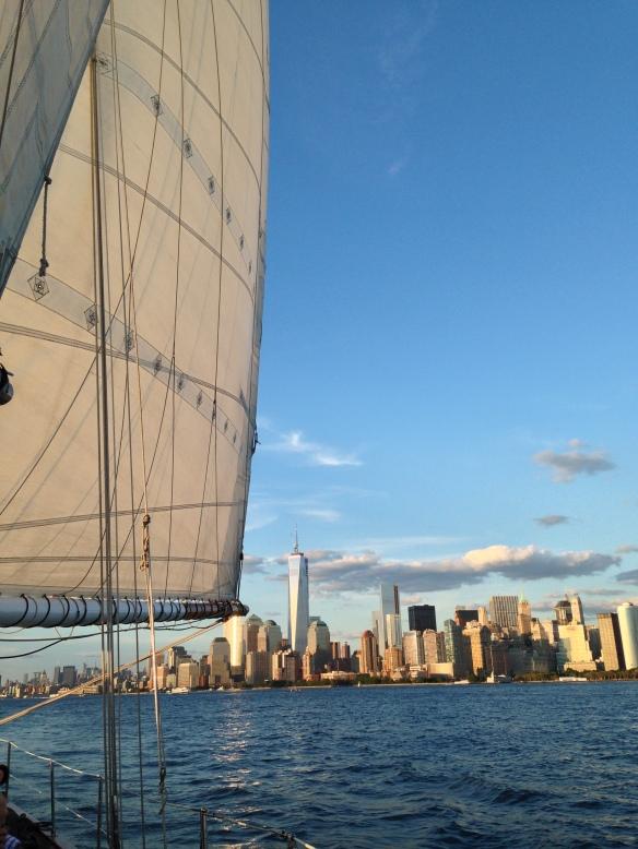 Sailing NYC