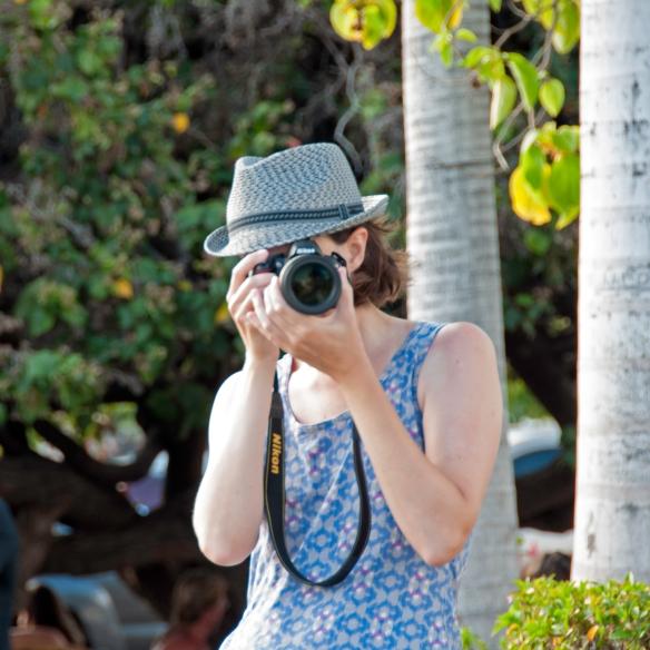 AmandaTakingPhoto