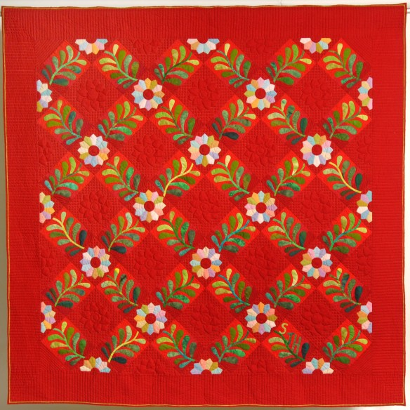 Quilt by Sharon Hendrix