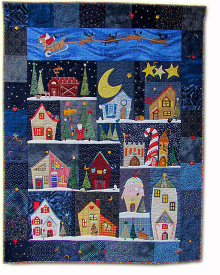 Welcome to the North Pole, made by Regina Grewe