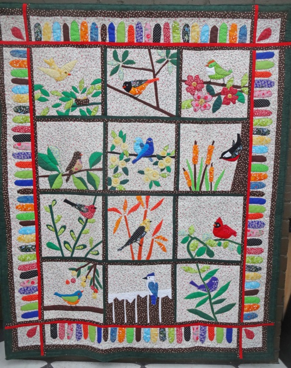 Quilt by Susan Baker