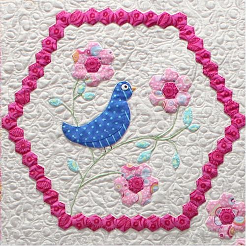 Hexy Bird Block