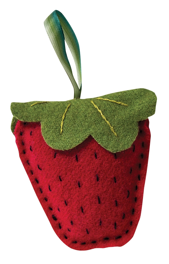 StrawberryPincushion