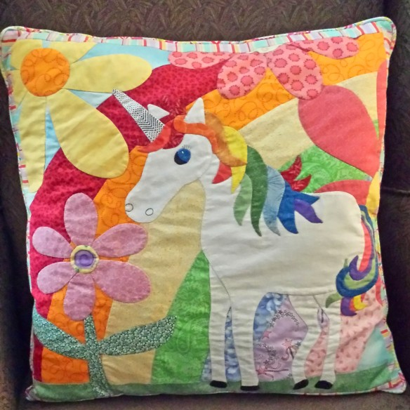 JudyFleming-UnicornPillow