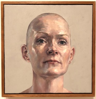 Bare Tarragh by Keith Burt, Archibald Prize 2017 Competition