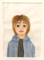 Brother by Celia Drady, age 11 - 2018