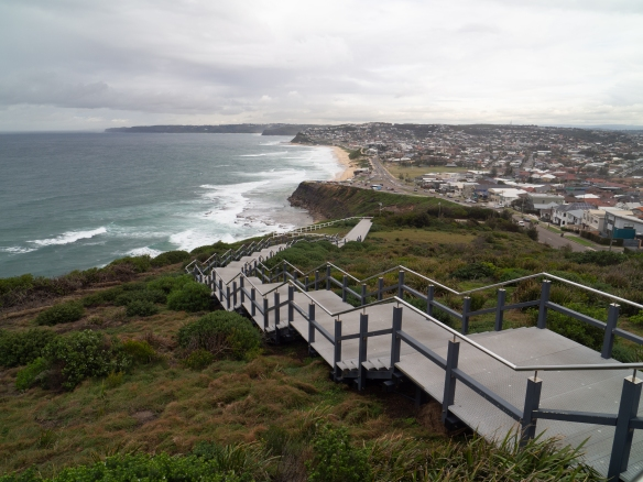 Anzac Stairs