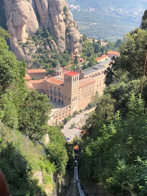 Montserrat-Funicular