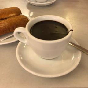 Hot chocolate, before