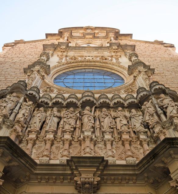 Monterssat-facade