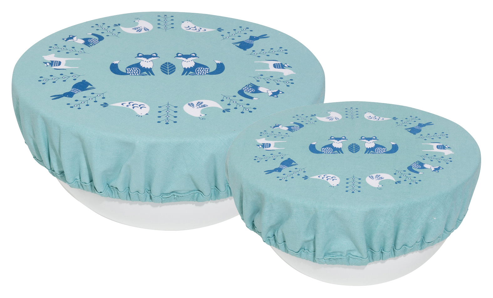 2023012 Bowl Cover Meadowland Set