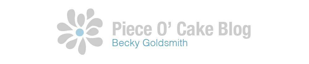 Piece O Cake Blog